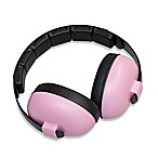 Baby Banz Size 0-12 Years earBanZ Hearing Protection in Baby Pink