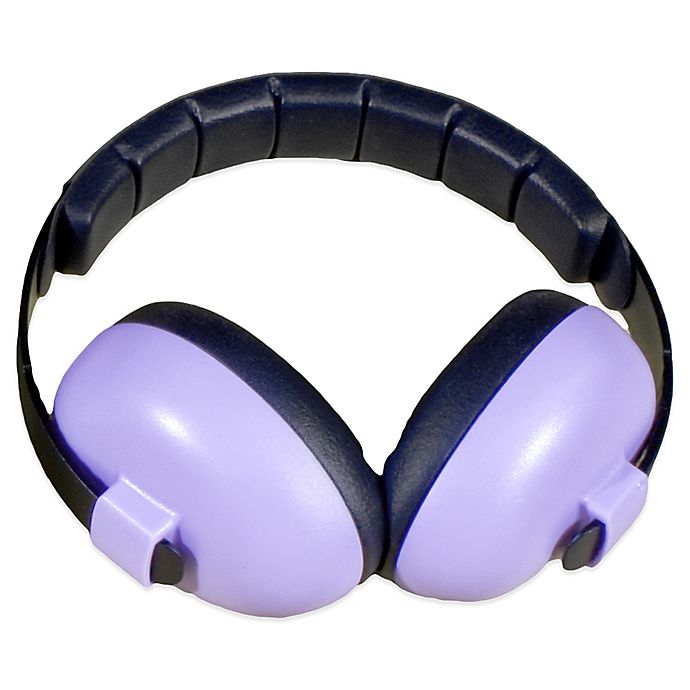 946273a877 Baby Banz Size 3 months+ earBanZ Hearing Protection in Purple