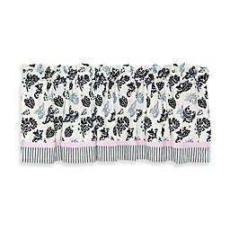 New Country Home Laugh, Giggle & Smile Versailles Valance