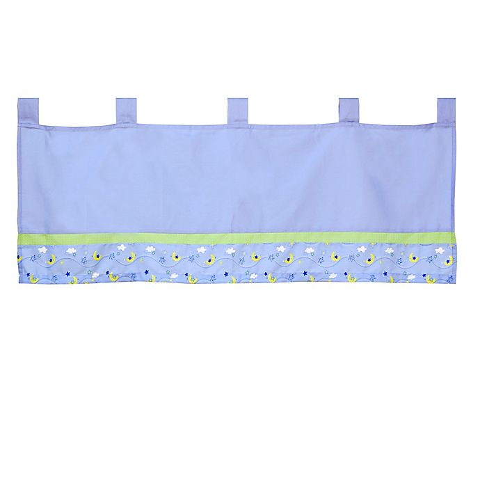 Alternate image 1 for New Country Home Laugh, Giggle & Smile Wish I May Window Valance
