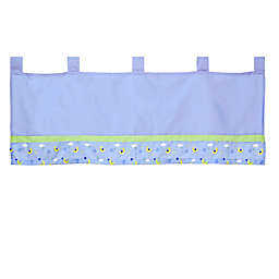New Country Home Laugh, Giggle & Smile Wish I May Window Valance