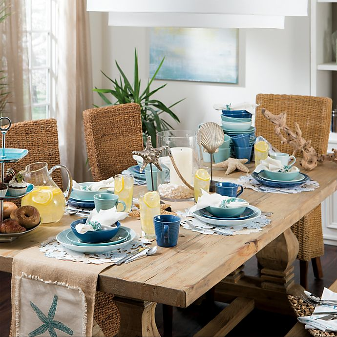 Alternate image 1 for Coastal Dining Collection
