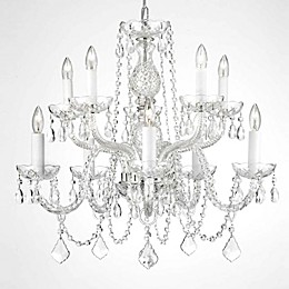 Gallery Crystal 10-Light Chandelier