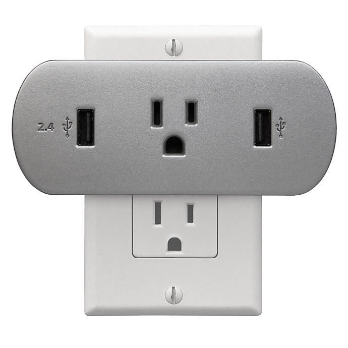 Mini Wall Plate Charger Bed Bath And Beyond Canada