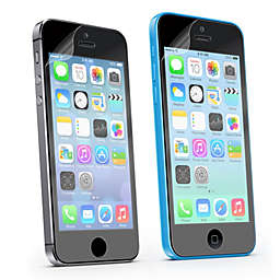 Sharper Image® 2-Pack Screen Guards for the iPhone 5S and 5C