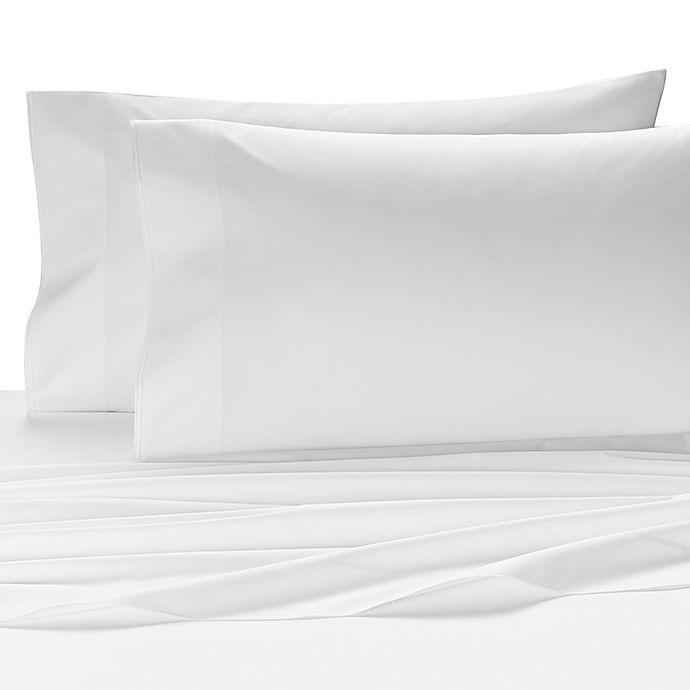 Alternate image 1 for Kassatex Fiesole Sheet in White