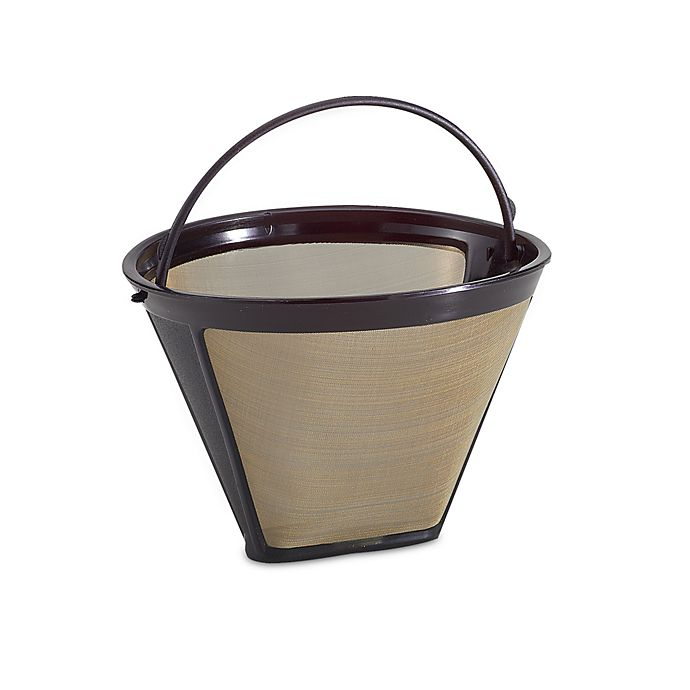 Alternate image 1 for Cuisinart® Gold Tone 4-Cup Coffee Filter