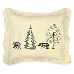 Donna Sharp Bear Creek Standard Pillow Sham