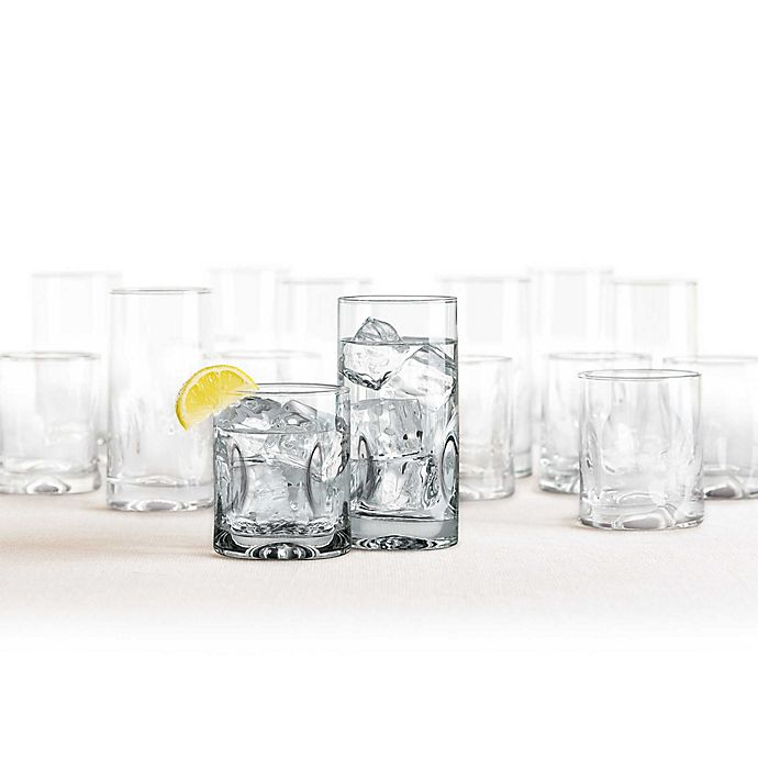 Alternate image 1 for Dailyware™ Impressions 16-Piece Drinkware Set