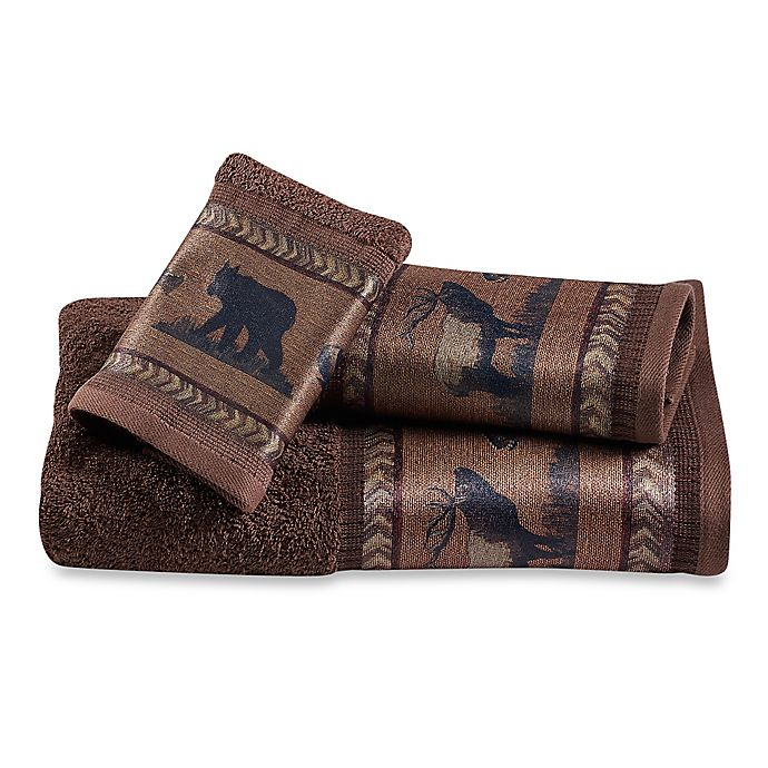 Croscill Hand Towels: Croscill® Caribou Hand Towel