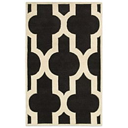 Rizzy Home Volare Rug in Charcoal