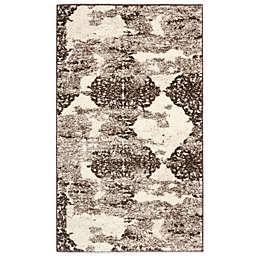 Safavieh Afia 2'6 x 4' Accent Rug in Black/Grey