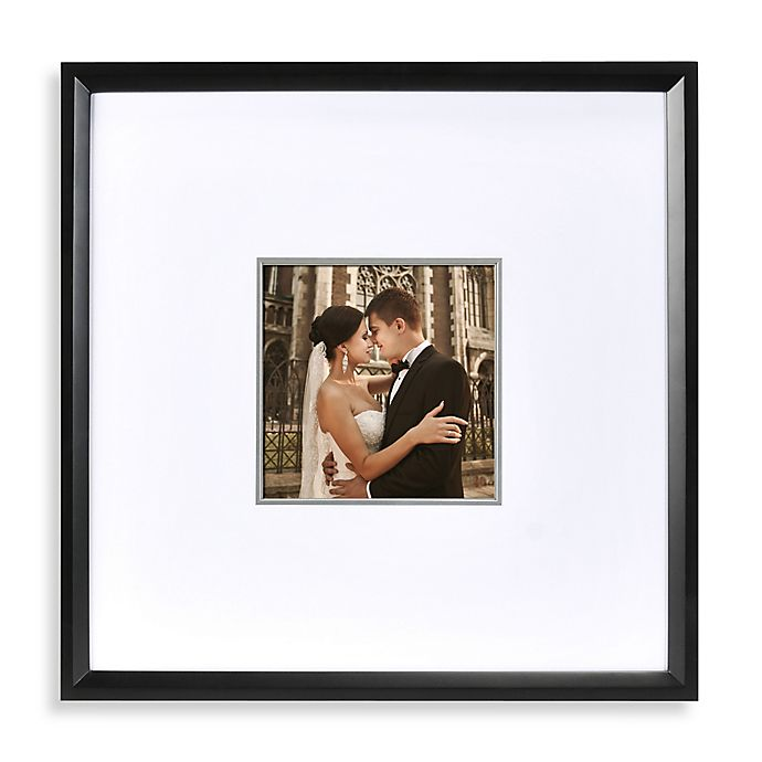 Photoguard Mat 20-Inch x 20-Inch Signature Frame with Decorative ...