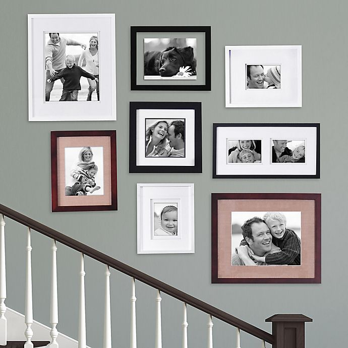 Real Simple® 8-Piece Portrait Frame Set