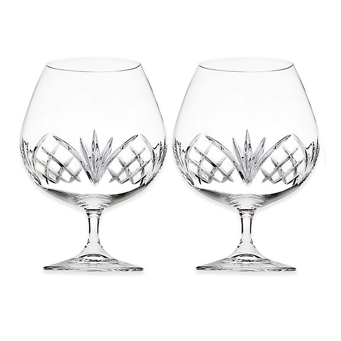Alternate image 1 for Godinger Dublin Reserve Brandy Glasses (Set of 2)