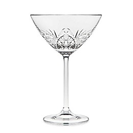 Godinger Dublin Reserve Martini Glasses (Set of 4)