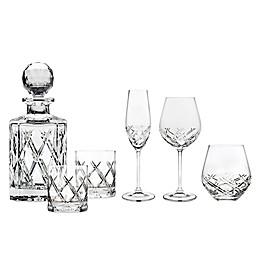 Top Shelf Bevel Crystal Wine & Bar Collection