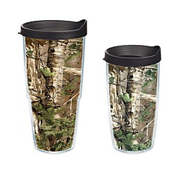 Tervis® Real Tree Wrap Tumbler with Lid in Extra Green