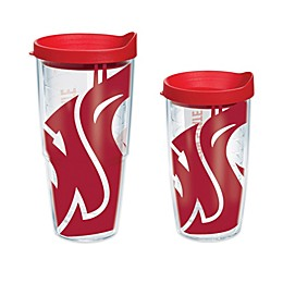 Tervis® Washington State University Cougars Colossal Wrap Tumbler with Lid