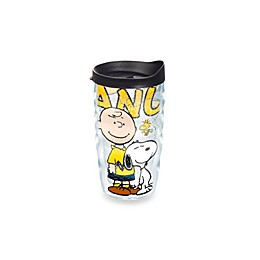 Tervis® Charlie Brown and Snoopy 10 oz. Wavy Wrap Tumbler with Lid