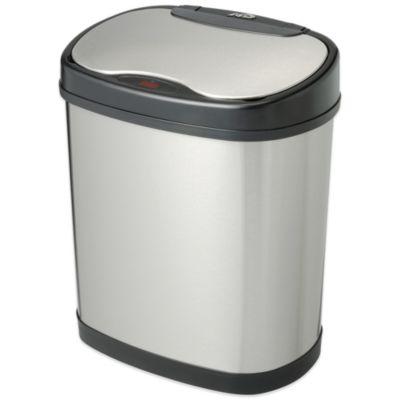 3 2 gallon motion sensor trash can bed bath beyond. Black Bedroom Furniture Sets. Home Design Ideas