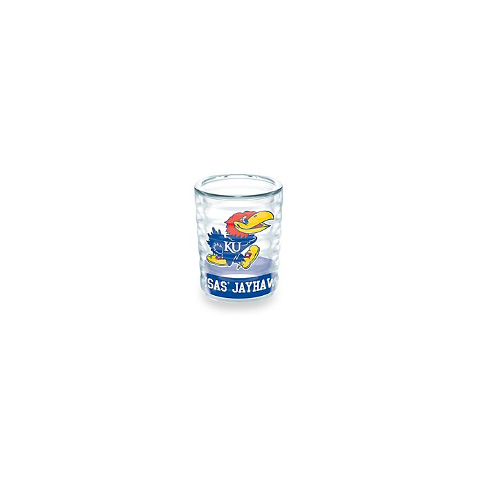 Alternate image 1 for Tervis® University of Kansas Jayhawks 2.5 oz. Collectible Cup