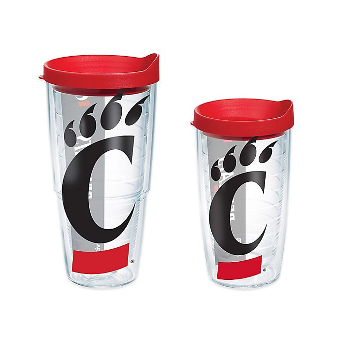 Tervis 174 University Of Cincinnati Bearcats Colossal Wrap
