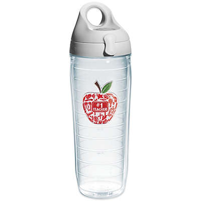 Tervis® #1 Teacher 24 oz. Water Bottle with Lid