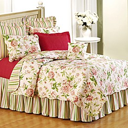 Pink Brianna Reversible Quilt