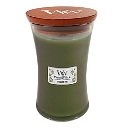 WoodWick® Frasier Fir 22 oz. Jar Candle