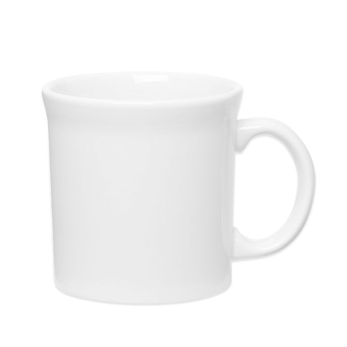 Alternate image 1 for Fiesta® Java Mug in White
