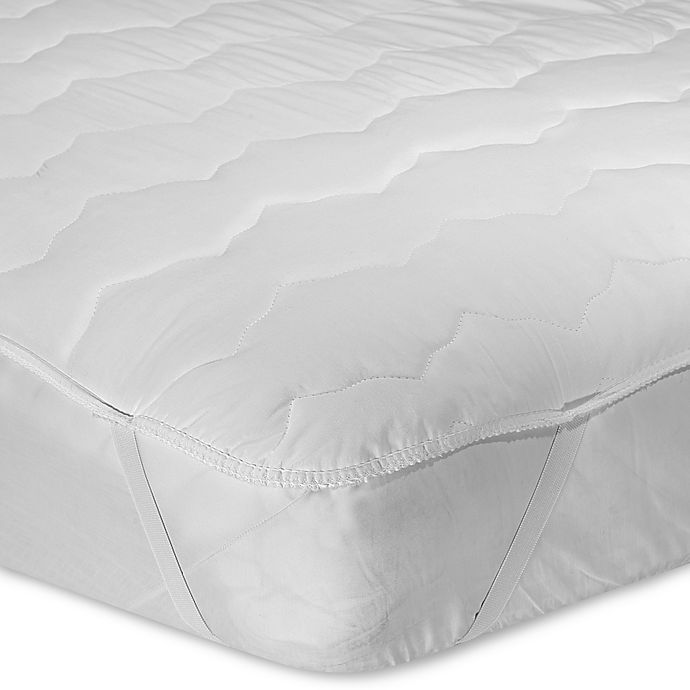 Alternate image 1 for Water Bed Queen Mattress Pad