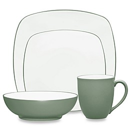 Noritake® Colorwave Square Dinnerware Collection in Green