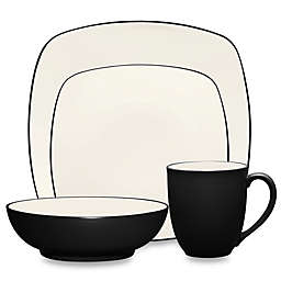Noritake® Colorwave Square Dinnerware Collection in Graphite