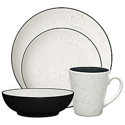 Noritake® Colorwave Bloom Dinnerware Collection in Graphite