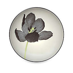 Noritake® Colorwave Floral Accent Plate in Graphite