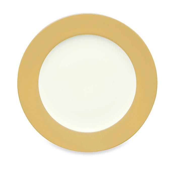 Alternate image 1 for Noritake® Colorwave 12.5-Inch Rim Platter in Mustard