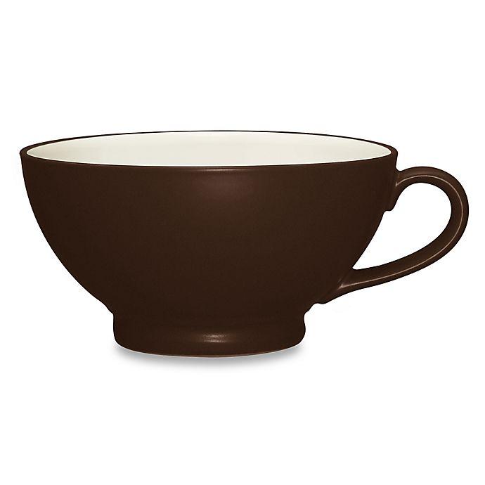 Alternate image 1 for Noritake® Colorwave Handled Bowl in Chocolate