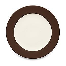 Noritake® Colorwave Rim Salad Plate in Chocolate