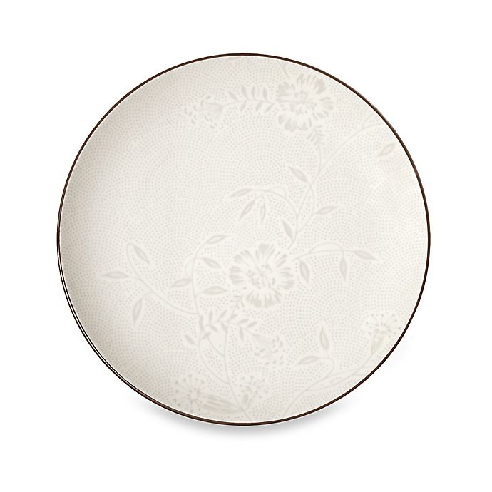 Alternate image 1 for Noritake® Colorwave Bloom Coupe Salad Plate in Chocolate