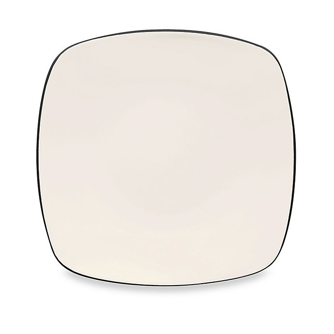 Alternate image 1 for Noritake® Colorwave Square Salad Plate in Graphite