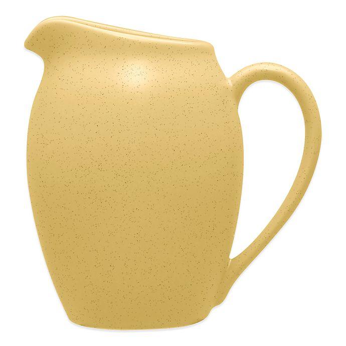 Alternate image 1 for Noritake® Colorwave Creamer in Mustard