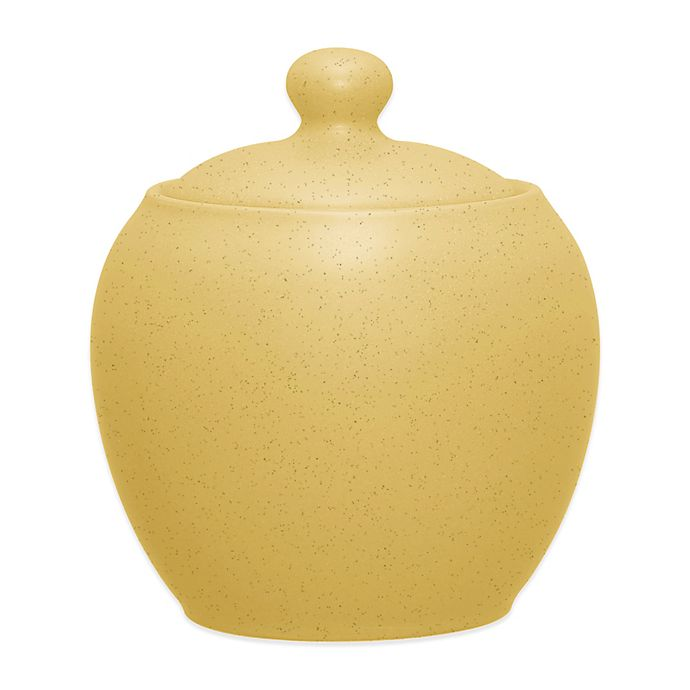 Alternate image 1 for Noritake® Colorwave Covered Sugar Bowl in Mustard