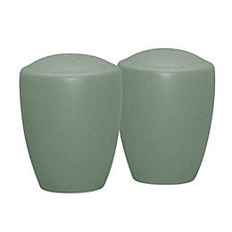 Noritake® Colorwave Salt and Pepper Shakers in Green
