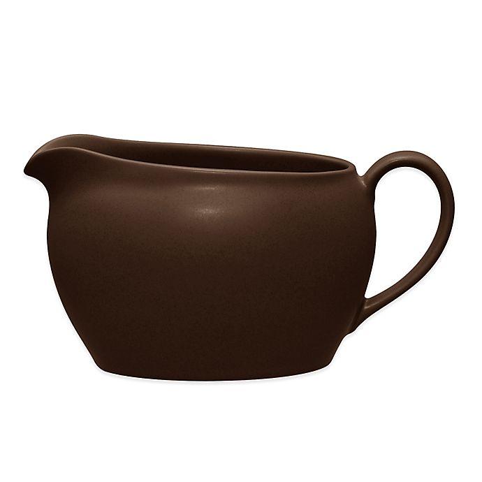 Alternate image 1 for Noritake® Colorwave Gravy Boat in Chocolate