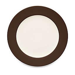 Noritake® Colorwave Rim Dinner Plate in Chocolate