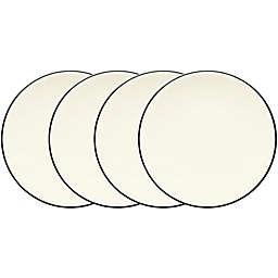 Noritake® Colorwave Mini Plates in Graphite (Set of 4)