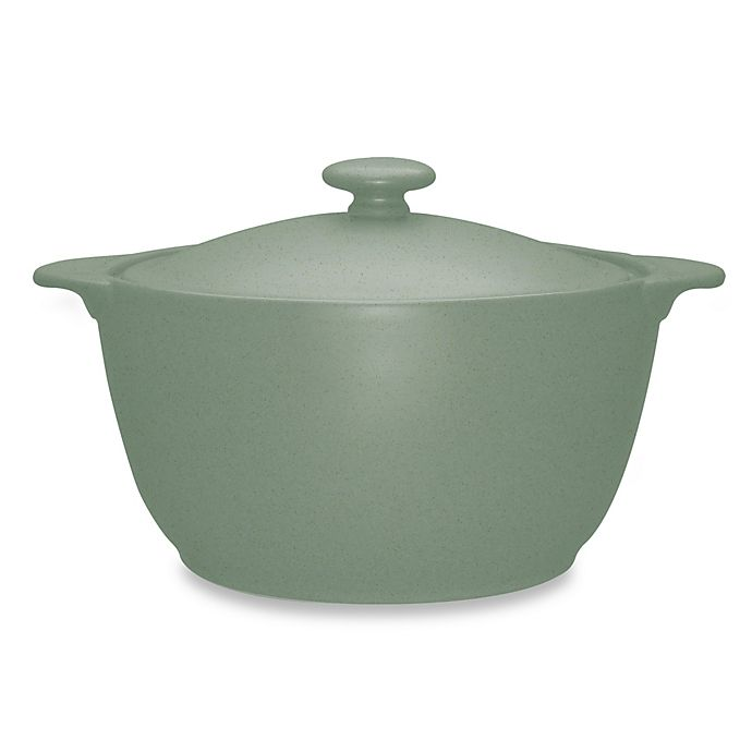Alternate image 1 for Noritake® Colorwave Covered Casserole Dish in Green