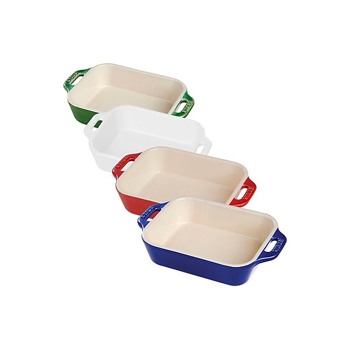 Alternate image 1 for Staub .5-Quart Rectangular Baking Dish