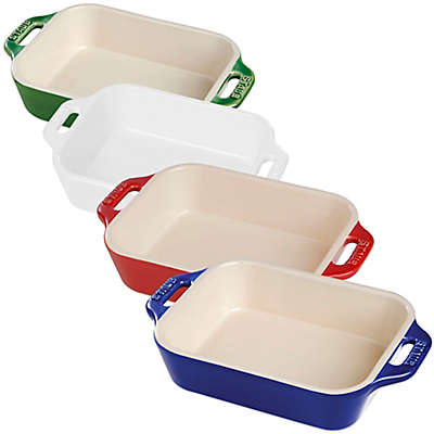 Staub 4.75-Quart Rectangular Baking Dish